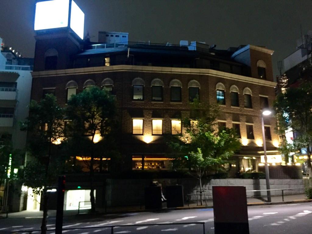大使館カジノがあった港区・六本木「眞露ガーデン」